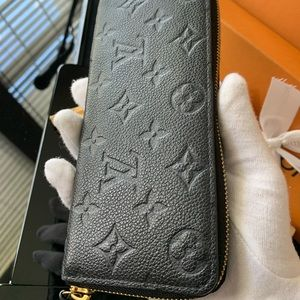 Louis Vuitton Bags - Authentic Black Empriente Clemence Wallet